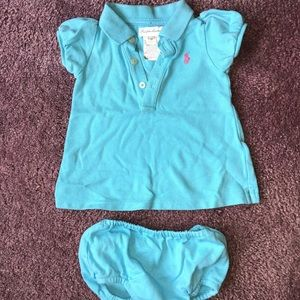 Ralph Lauren 3 month bright colored bundle